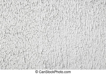 Texture of plaster stucco background, white wall, rough ...