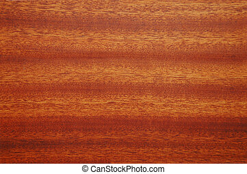Texture of polished wooden surface
