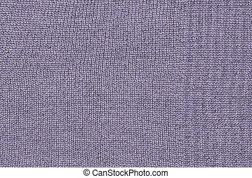 Texture of purple wool