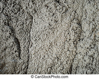Texture of ready mixed concrete cement mortar.
