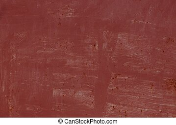 texture of red gray paint on the wall