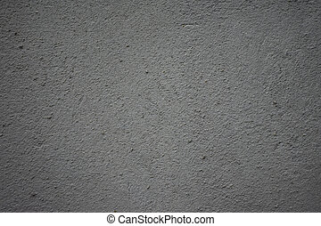 Texture of rough surface gray concrete wall