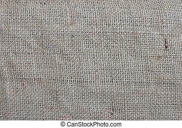 Texture of sack