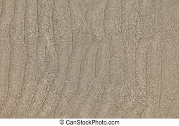 Texture of sand leveled by the wind #2