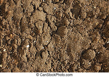 texture of soil - texture and pattern of old dirty soil