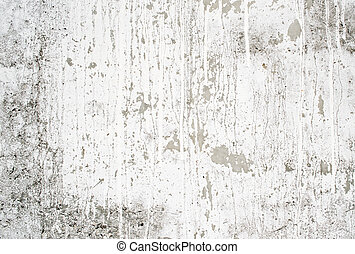 Texture of stone wall - Closeup fragment of stucco wall of a...