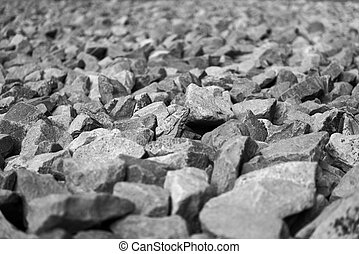 Texture of stone with blurs