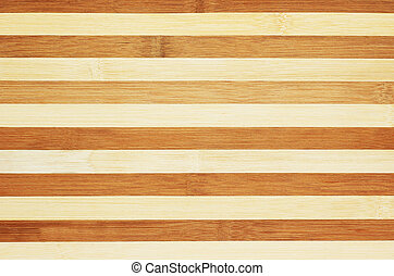 Texture of striped wooden board to serve as background