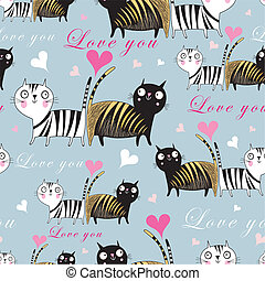 texture of the fun loving cat - texture of the fun loving...