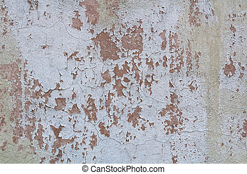 Texture of the old wall