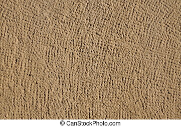 Texture of the sandstone