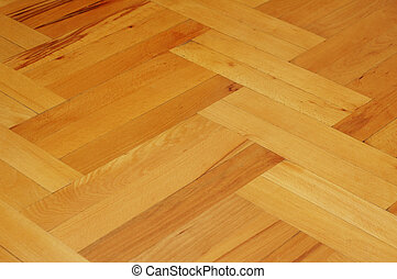 Texture of the wooden floor as a background