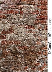 Texture of Venetian wall