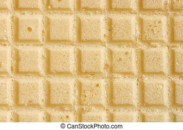texture of wafers