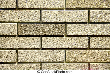 Texture of wall block