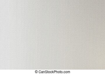 Texture of white canvas sheet, abstract background