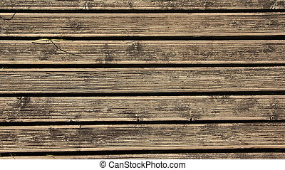 Texture of wood planks #2