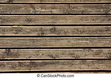 Texture of wood planks #3
