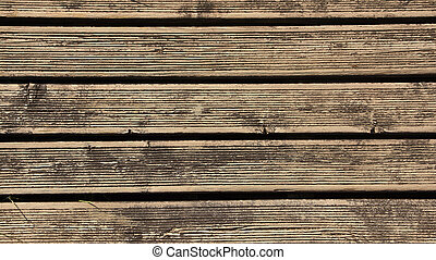 Texture of wood planks
