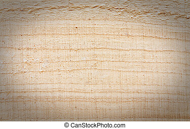 Texture of wooden boards with frame