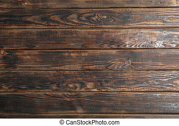 Texture of wooden surface as background, space for text