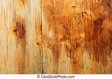 Texture of wooden surface