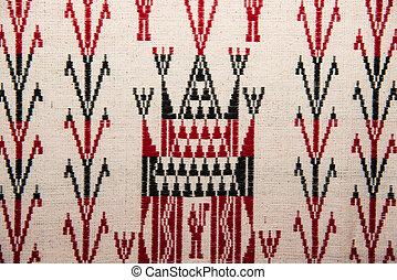 texture on fabric