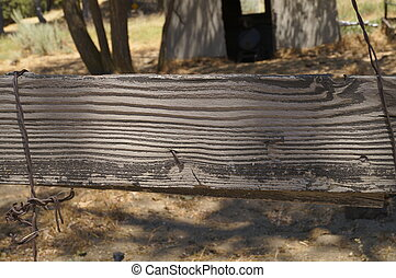 texture panel wood fence