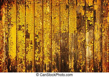 texture, peinture, bois, vieux
