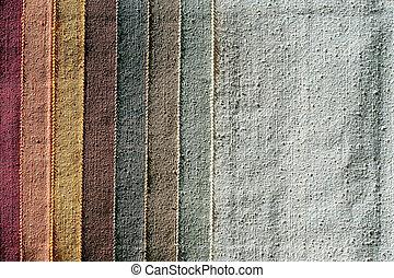 Texture picker - Color palette sample picker of texture...
