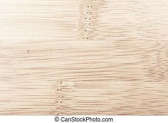 texture, résumé, bois, gros plan