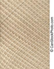 Weave pattern.