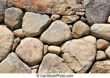 texture stone wall for background