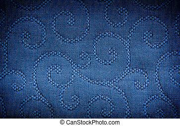 texture, tissu, fond