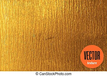 texture, verre, vecteur, fond jaune, givré