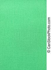 texture, vert, tissu, fond