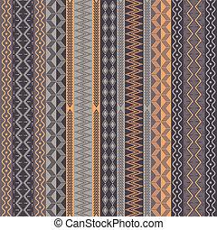 texture, vertical, ornements, géométrique