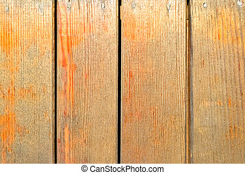 texture, vieux, bois, planche, surface, peint