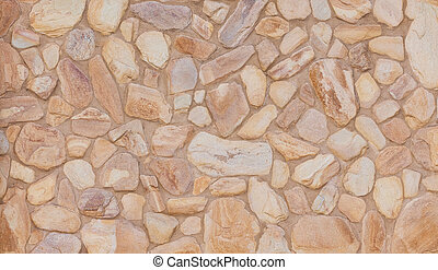 Texture wall Slate cut Stone.