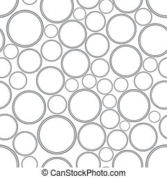 Texture with circles