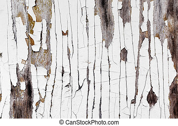 Texture with peeling paint