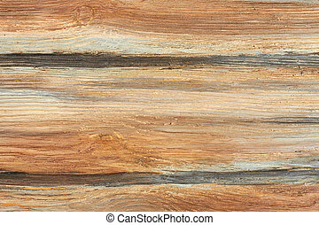 Texture wooden surface close up.