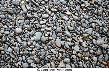 textured, achtergrond, rots