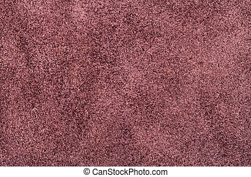 textured background from maroon brown suede