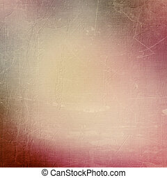 Textured background in sepia and blue
