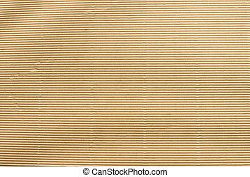 Textured biege cardboard background