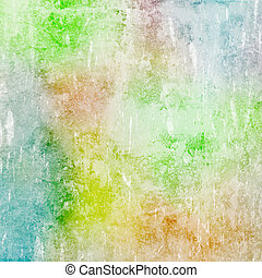 Textured colorful background