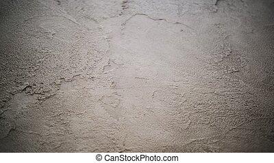 Textured light concrete decorative background