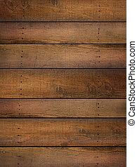 textured, dennenboom, achtergrond, hout