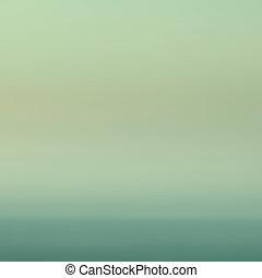 textured, liso, plano de fondo, resumen, gradiente, verde, ...